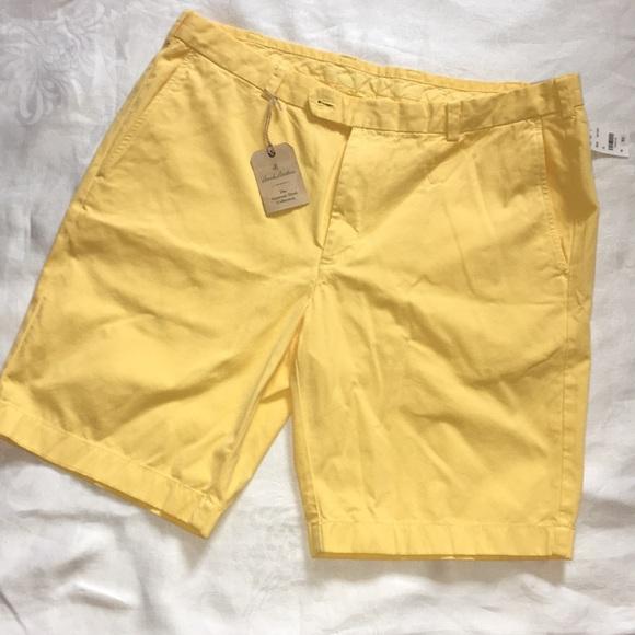 a3e2891a2d Brooks Brothers Shorts | 38w Bermuda Garment Dyed | Poshmark